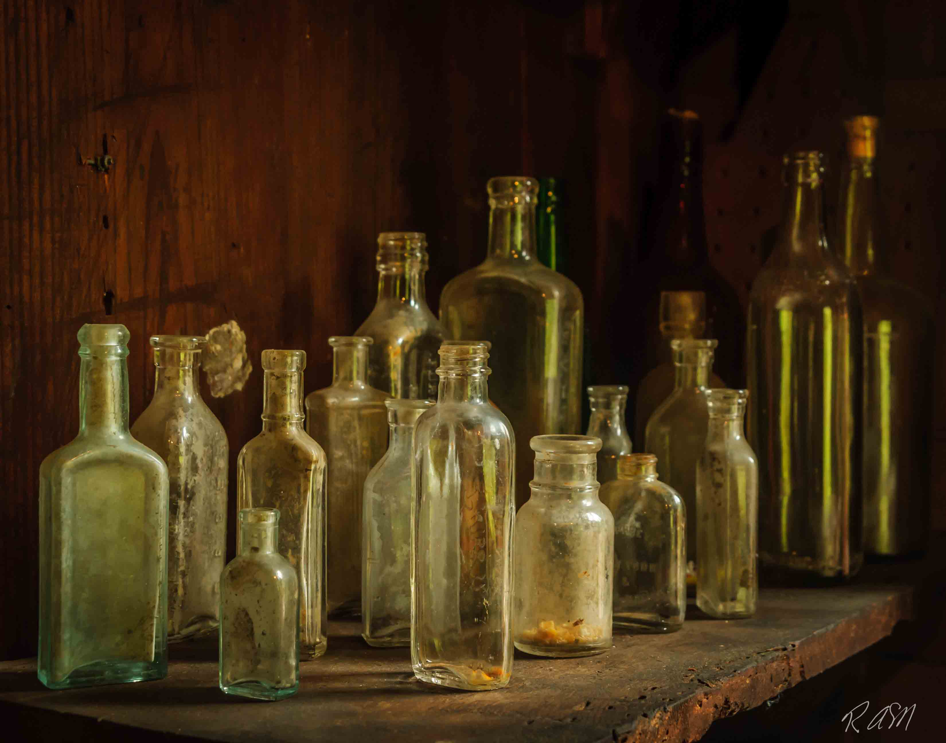 Shoaff's Bottles 2