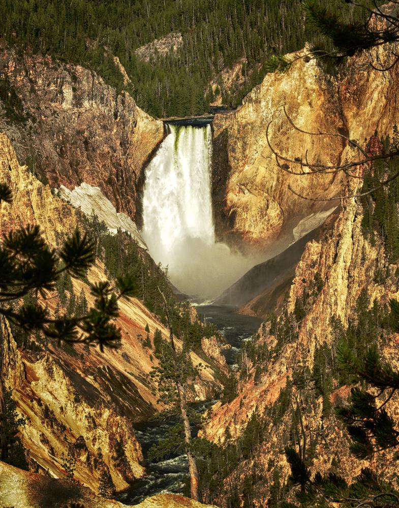 Yellowstone Falls 3